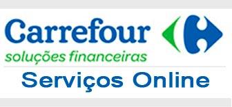Carrefour serviços online 2 via da fatura