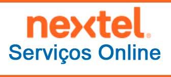 Serviços online Nextel e 2 via da fatura
