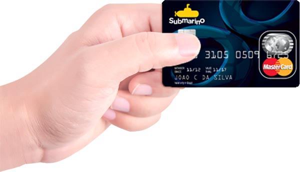 benefícios cartão submarino