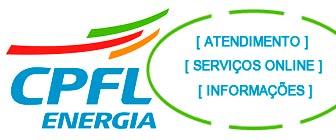 CPFL segunda via de conta e serviços online